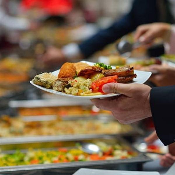 Vé buffet chay - Vegan buffet ticket