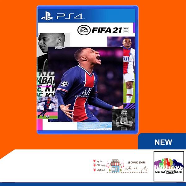 Đĩa Game PS4: Fifa 2021