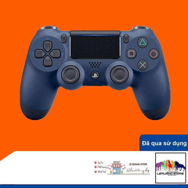 Tay Cầm PlayStation PS4 Sony Dualshock 4 Midnight Blue