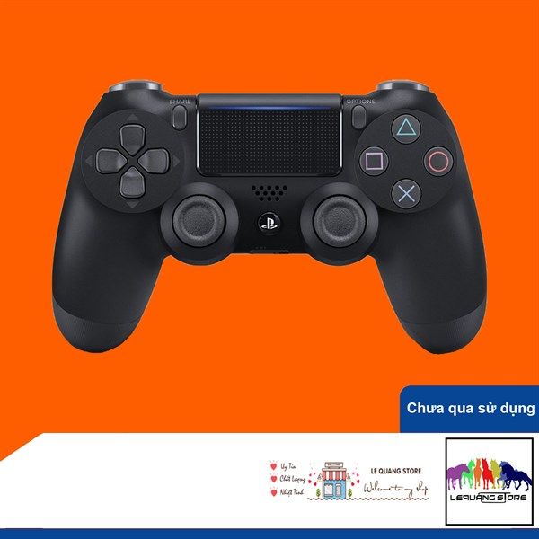 Tay Cầm PlayStation PS4 Sony Dualshock 4 Jet Black