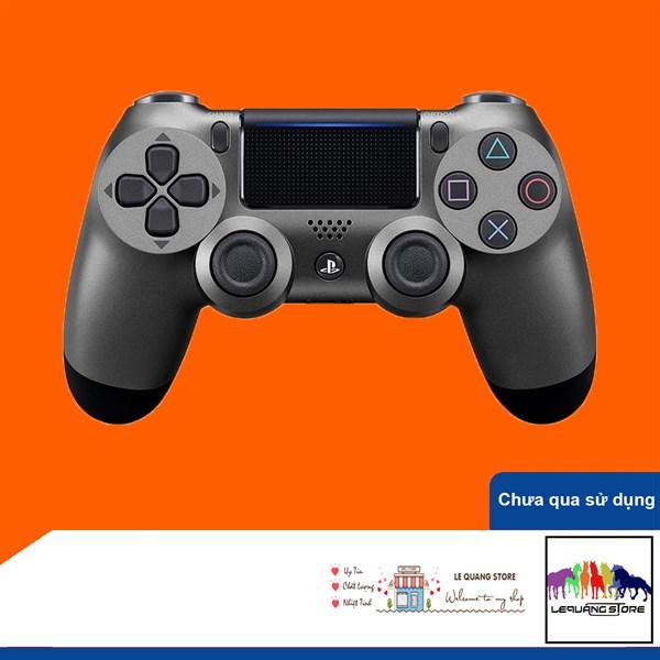 Tay Cầm PlayStation PS4 Sony Dualshock 4 Steel Black