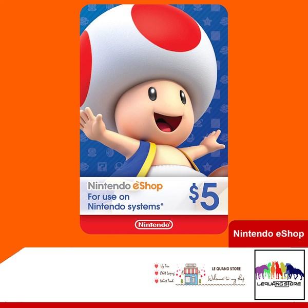 Nintendo eShop Card [Digital Code]