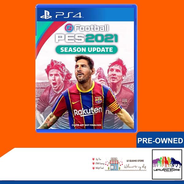 Đĩa Game PS4: eFootball PES 2021