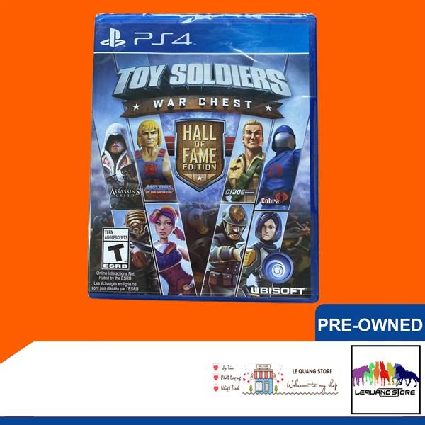 Đĩa Game PS4: Toy Soldiers: War Chest