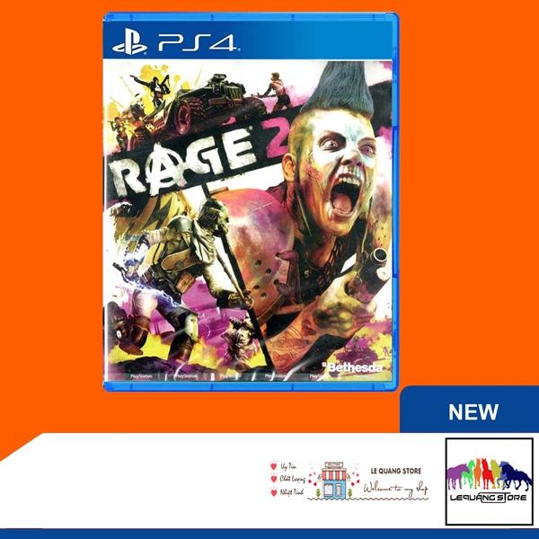Đĩa Game PS4: Rage 2