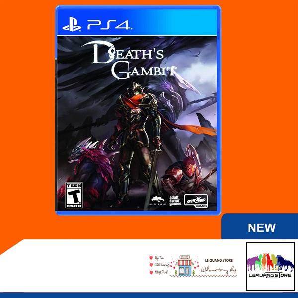 Đĩa Games PS4: Death's Gambit
