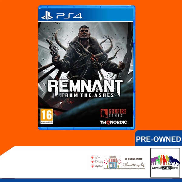 Đĩa Games PS4: Remnant: From the Ashes