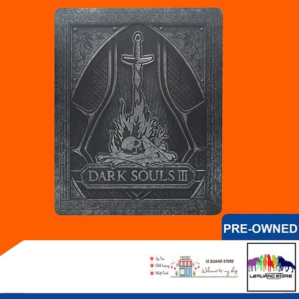 Đĩa Game PS4: Dark Souls 3 (Steelbook)