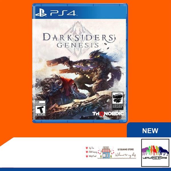 Đĩa Games PS4: Darksiders Genesis