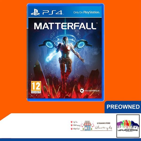 Đĩa Game PS4: Matterfall