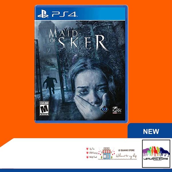 Đĩa Game PS4: Maid of Sker