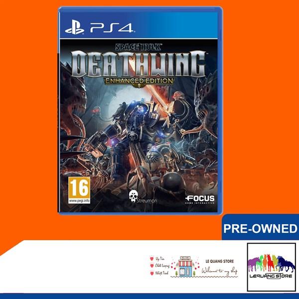 Đĩa Game PS4: Warhammer 40,000: Space Hulk: Deathwing
