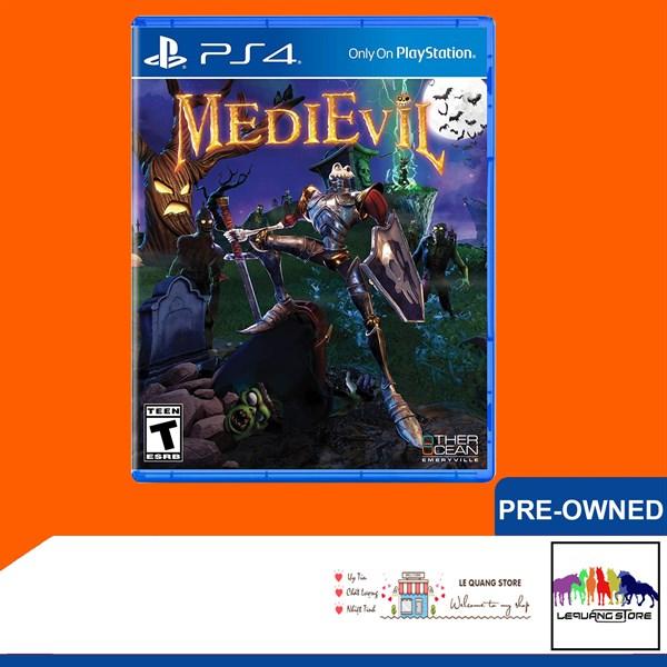 Đĩa Game PS4: MediEvil