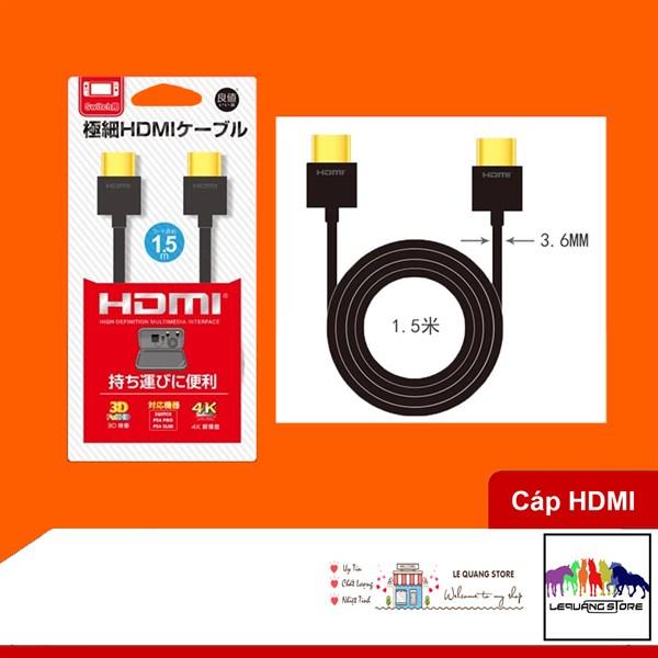 Cáp HDMI Nintendo SW