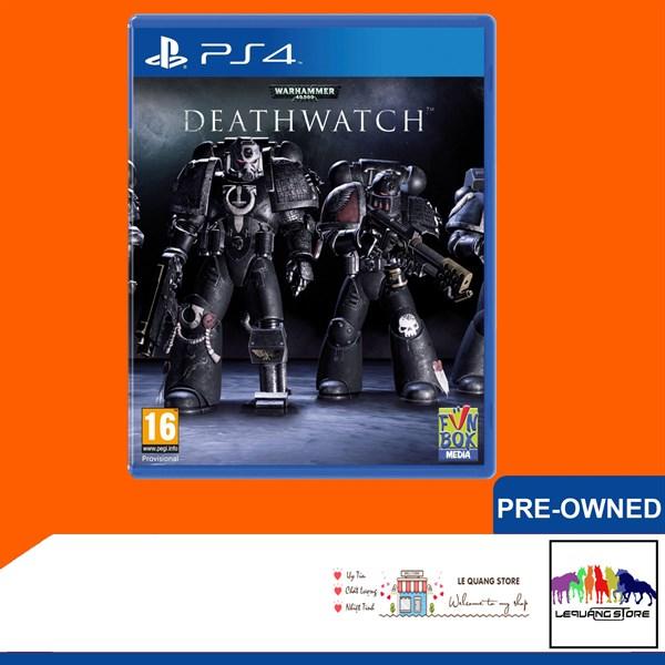 Đĩa Game PS4: Warhammer 40,000: Deathwatch