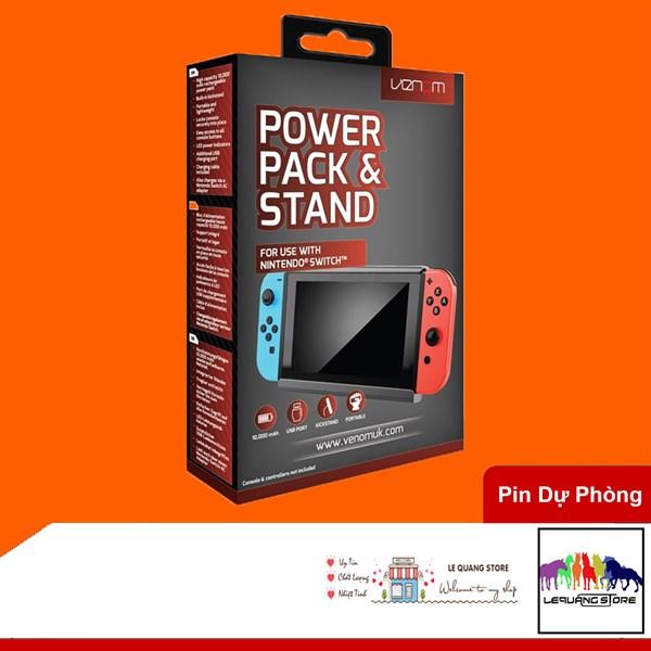 Pin dự phòng cho máy Nintendo Switch