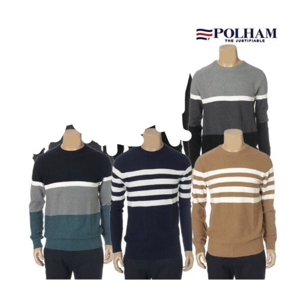 Áo len Polham