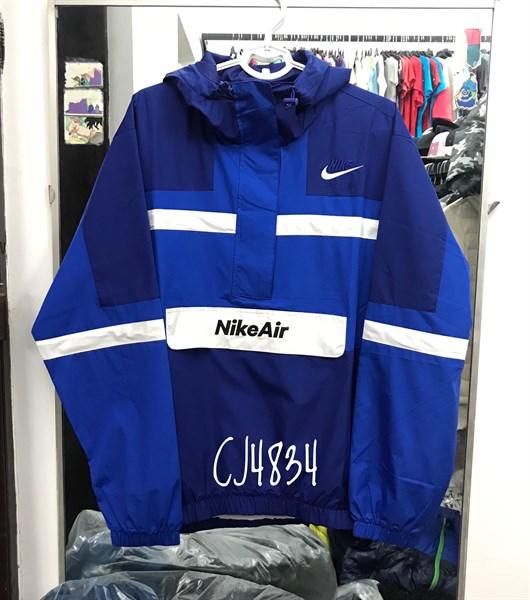 Khoác Nike chui đầu CJ4834