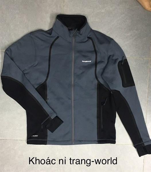 Áo khoác nỉ Trang-World