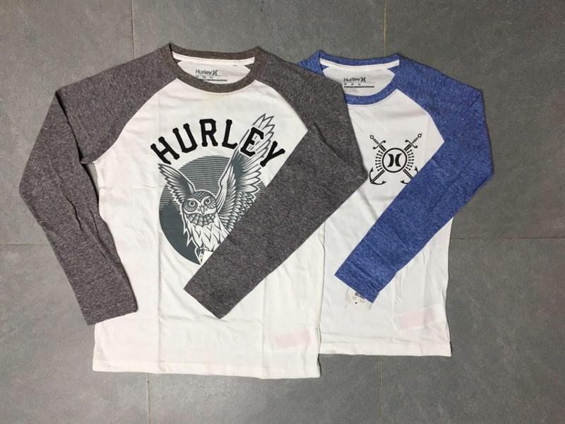 Áo thun dài tay Hurley