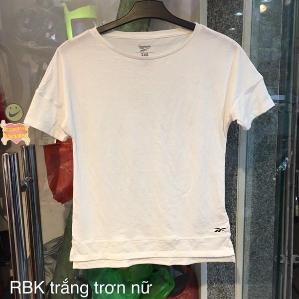 Áo Reebok trơn nữ FK7078