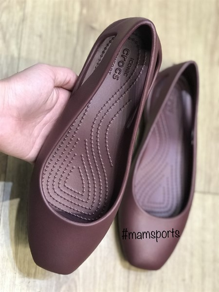 Giày búp bê Crocs Laura