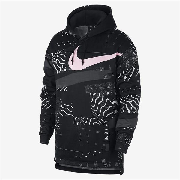 Áo hoodie nike đốm