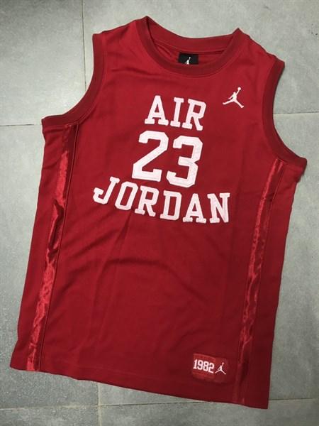 Áo bóng rổ Jordan kid 23