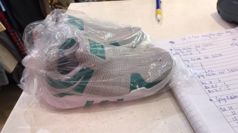 Giày Adidas Fitfoam Ortholite Kids