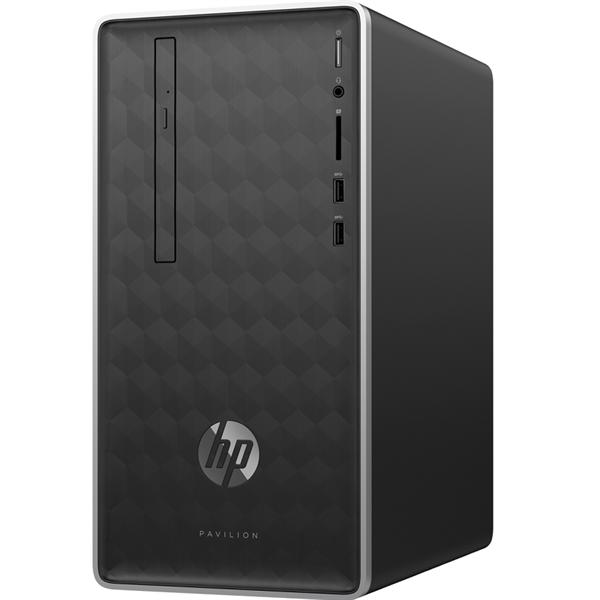 Máy tính để bàn - PC HP Pavilion 590-p0055d 4LY13AA (i5-8400/4GB/1TB HDD/UHD 630/Win10)