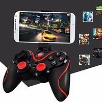 Bộ tay cầm chơi game X3 kèm giá đỡ điện thoại X3 - 7 ngày