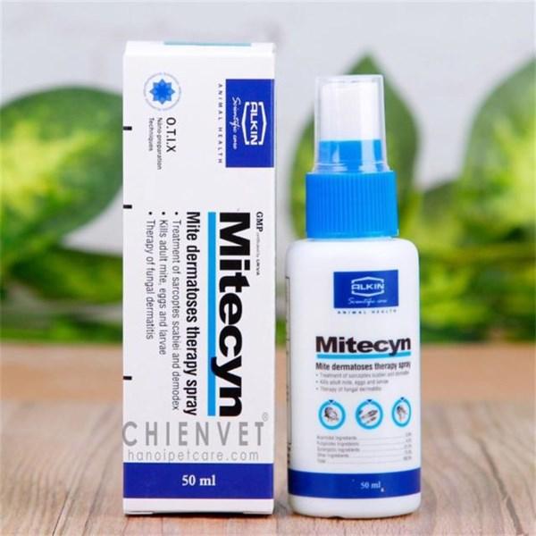 LH thuốc trị ve Mitecyn I