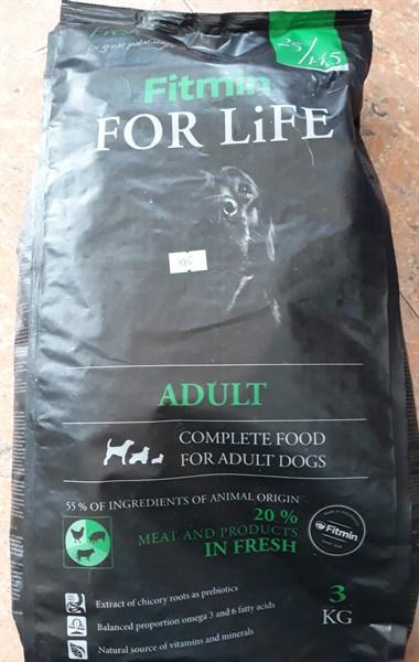 MQ Thức ăn Fitmin adult breeds (3kg)