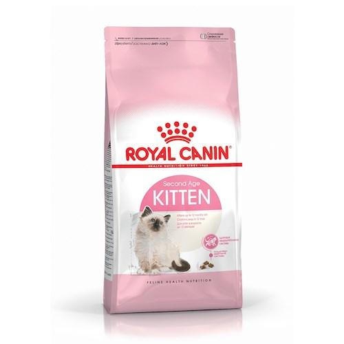 CZ Thức ăn Rojal kitten 36 (2Kg)