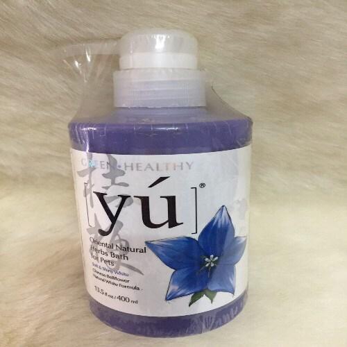 CS dầu tắm yu NK (thơm lâu)