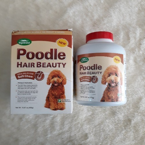 Thuốc mượt lông và da cho cún