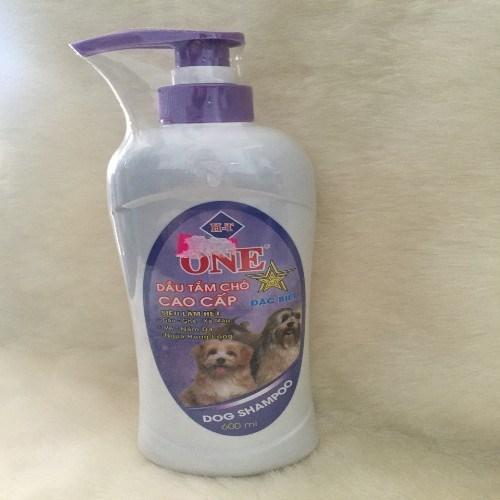 HT Dầu tắm trị gàu, ghẻ, xà mâu (600ml)