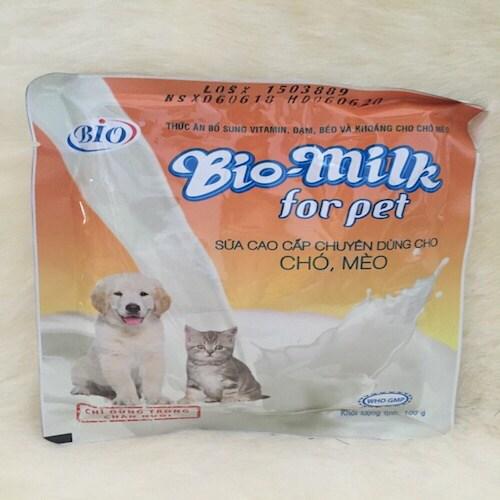 CS sữa Bio milk