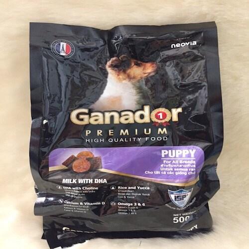 CS thức ăn Ganador puppy