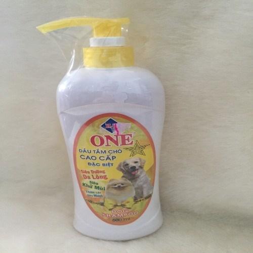 HT Dầu tắm siêu dưỡng lông (600ml)