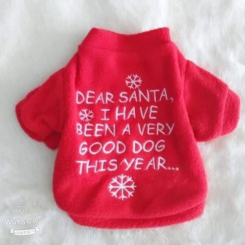 lc áo nỉ dear santa