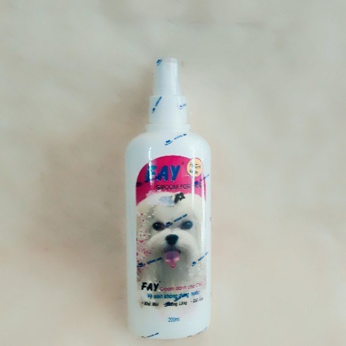 FAY Groom for Dog 200ml