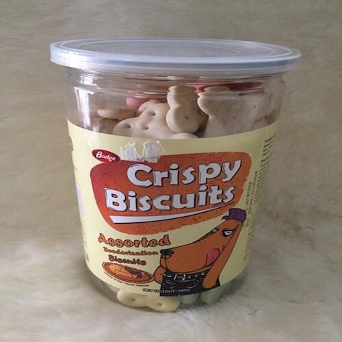 LH bánh crispy biscuits