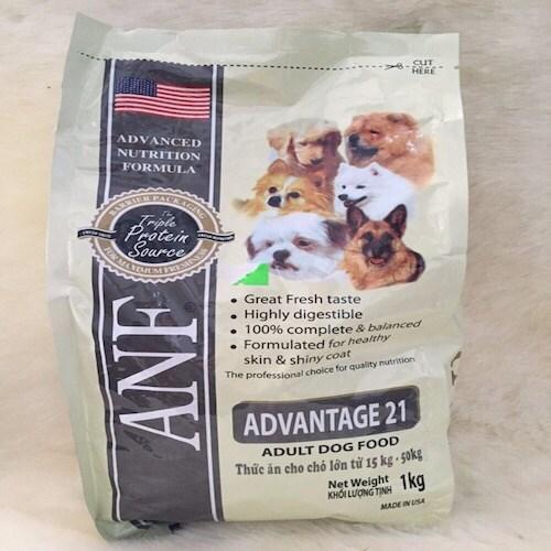 CS thức ăn ANF 21 chó lớn (1kg)