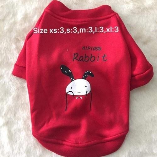 x áo rabbit