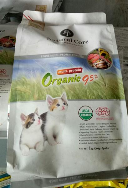 PR thức ăn giàu đạm cho mèo 1kg
