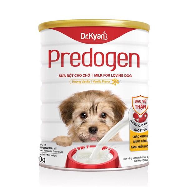 Predogen Sữa Bột cho Chó 400g