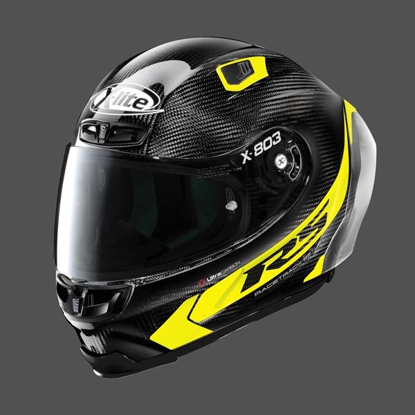 Mũ Bảo HIểm X-Lite X-803 RS Ultra Carbon Hotlap 16