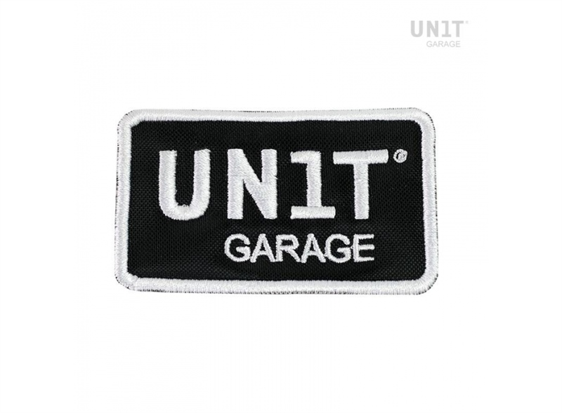 Patcg With Embroidered Logo Unit Garage