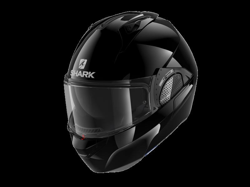 Shark Evo-GT Blank BLK